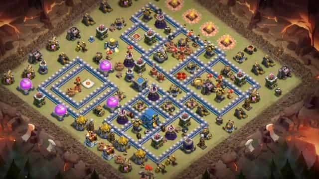Th12 War Bases For CWL Anti Everything 2020
