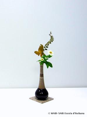 Ikebana-mini ikebana-freestyle