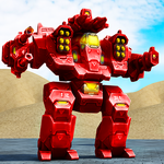 Download Game Mech Robot War 2050 v1.3 Mod Apk Terbaru Unlimited Money + Gold