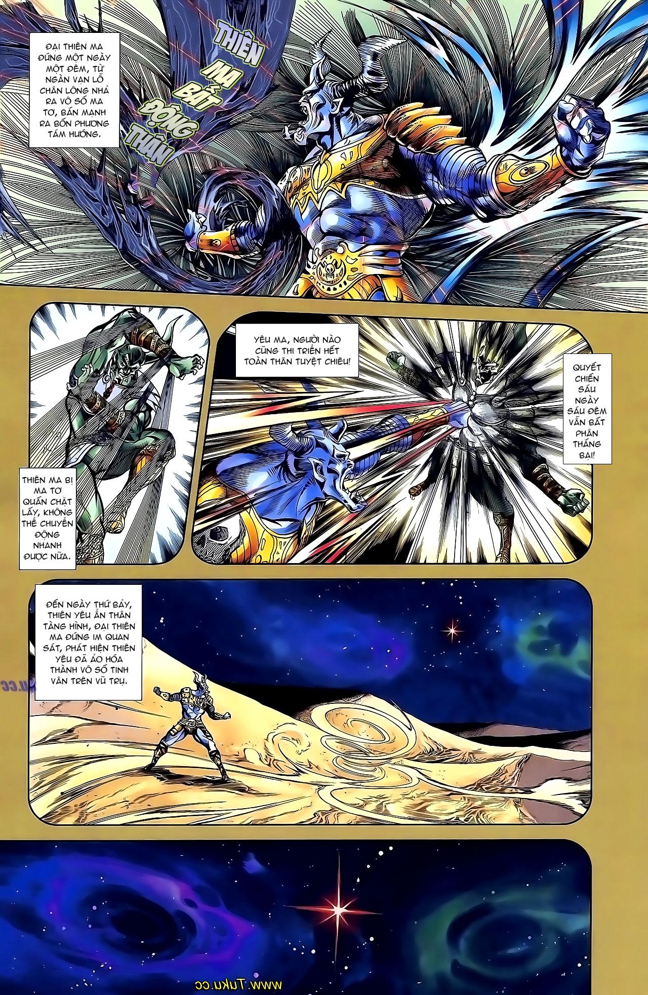 Cơ Phát Khai Chu Bản chapter 136 trang 20