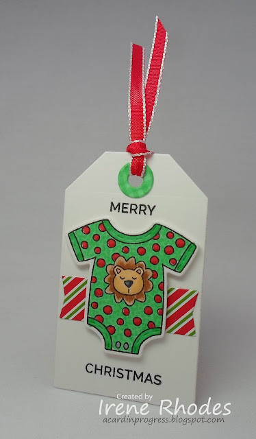 Merry Christmas by Irene features Loveable Laundry by Newton's Nook Designs; #newtonsnook
