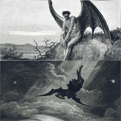 Satan has also been portrayed as a personification of evil.