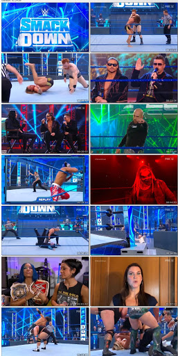 WWE Friday Night SmackDown 7th Aug 2020 480p 720p || 7starhd