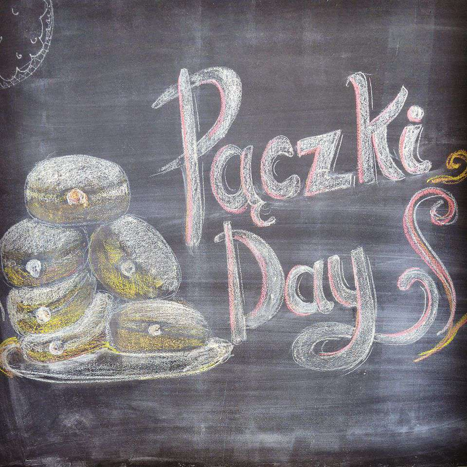 Paczki Day Wishes For Facebook
