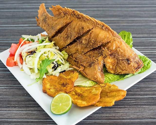 pescado frito must try food dominican republic