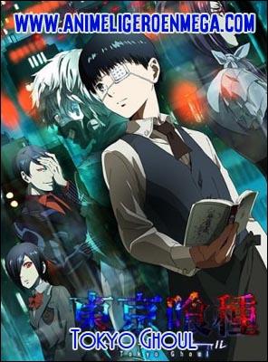 Tokyo Ghoul: Todos los Capítulos (12/12) [Mega - MediaFire - Google Drive] BD - HDL
