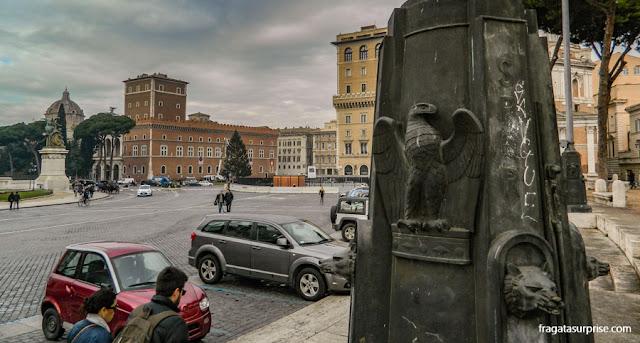 Piazza Venezia, Roma