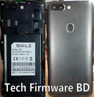 Smile Q8 Flash File