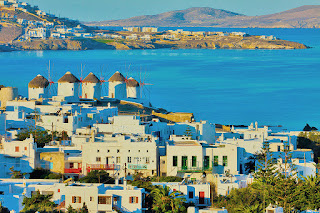 Mykonos Yacht Charters in Greece