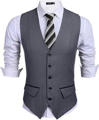 Men's Formal Vest