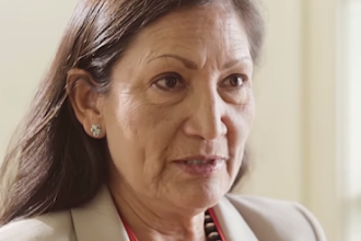 Video: What Deb Haaland, One of the First Native American Congresswomen Stands For