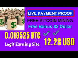 New Free Bitcoin Earning Site 2020 Earn Free Bitcoin Free Bitcoin from Legit Paying Site