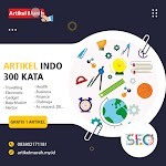 Artikel Indo :  300 Kata
