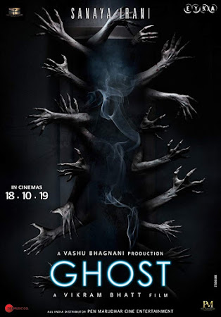 Poster Of Hindi Movie Ghost 2019 Full HD Movie Free Download 720P Watch Online