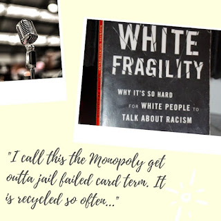 Audio Version of Book Review: White Fragility