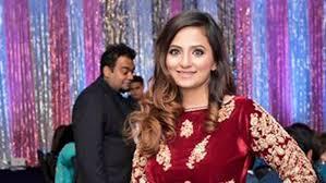 """وفاة ملكة جمال باكستان """" زينب نافيد """" بحادث طرق مروع"""