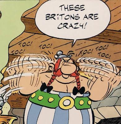 Αστερίξ και στερεότυπα / Stereotypes in Asterix