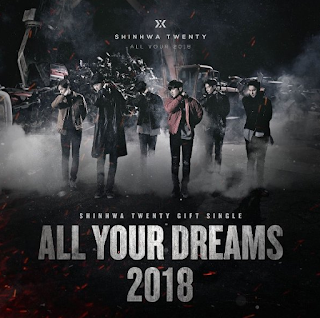 SHINHWA All Your Dreams (2018) Mp3