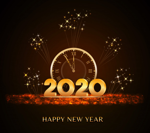 Te deseamos un Feliz y un Prospero año 2020