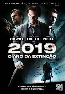 2019 - O Ano da Extinção (2007) Torrent