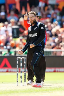 Daniel Vettori 4-18 - New Zealand vs Afghanistan Highlights - 31st Match | ICC Cricket World Cup 2015