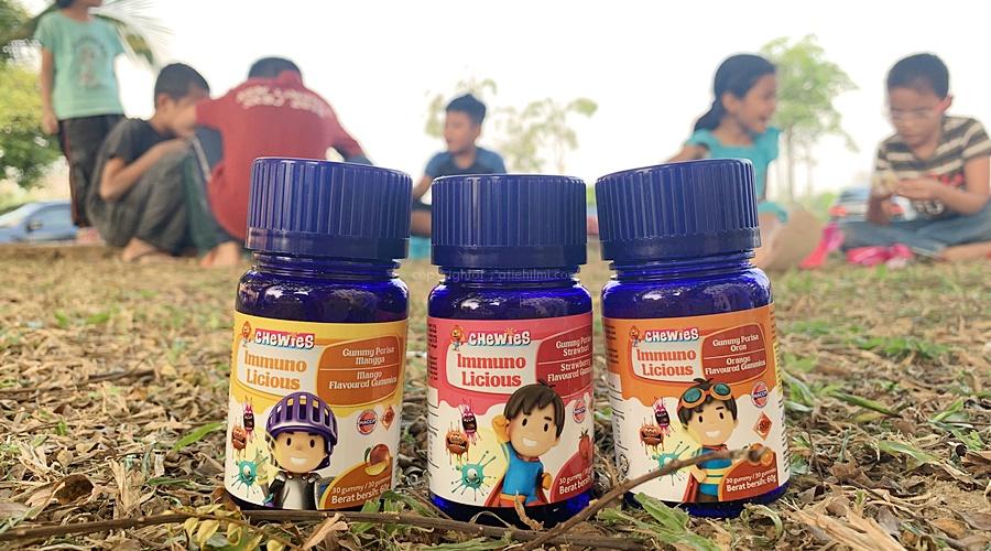 Vitamin Untuk Imun Sistem Anak-anak