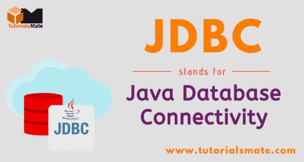 JDBC Full Form