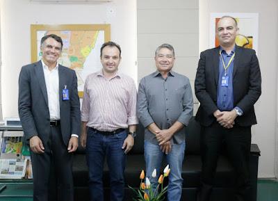 Pábio Mossoró segue investindo pesado em melhorias para Valparaíso de Goiás
