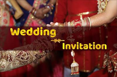 free animated wedding invitation video