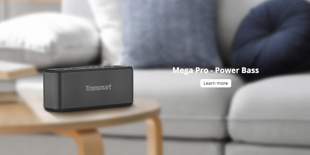 Tronsmart Element Mega Pro - A isto chama-se qualidade!