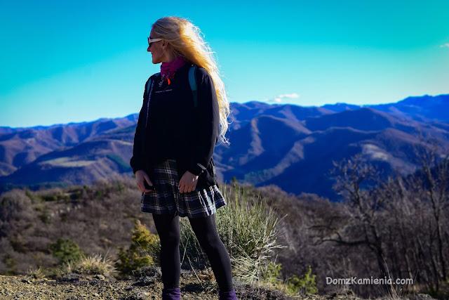Kasia z Domu z Kamienia - trekking Marradi