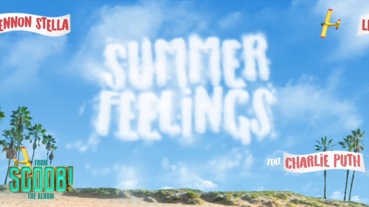 SUMMER FEELINGS LYRICS » LENNON STELLA Ft. CHARLIE PUTH » LyricsOverA2z