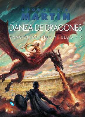 Libro de Danza de Dragones