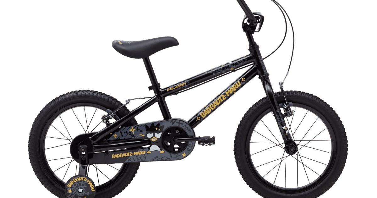 BAD BADTZ MARU 16 (2020 Series) | Polygon Roda Malaka Bikes