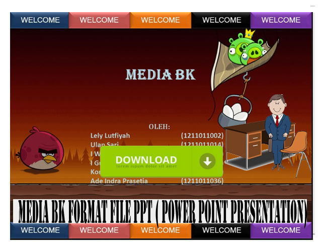 Media BK Format File Power Point Presentation