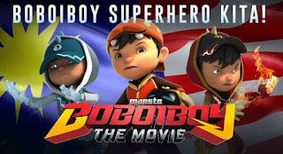 Download film Boboiboy The Movie 2016 Bluray