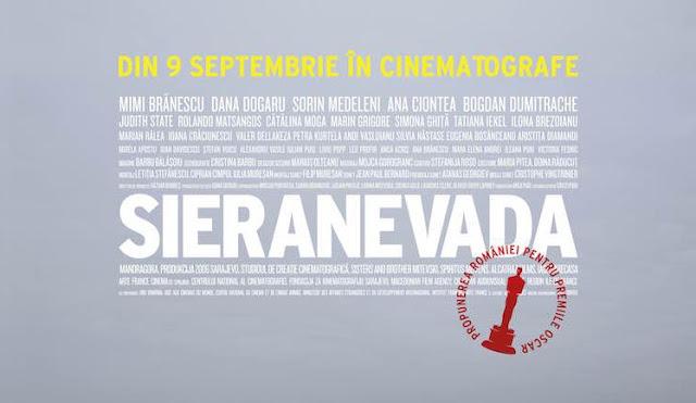 posterul filmului Sieranevada