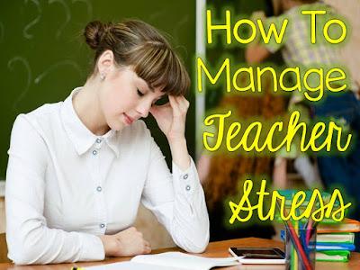 7 cách giảm stress giáo viên mầm non