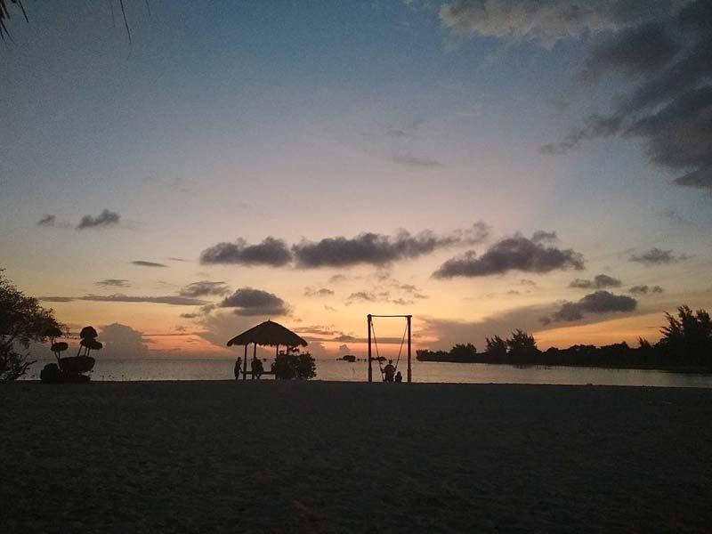Pantai Perawan Pari Island Kepulauan Seribu