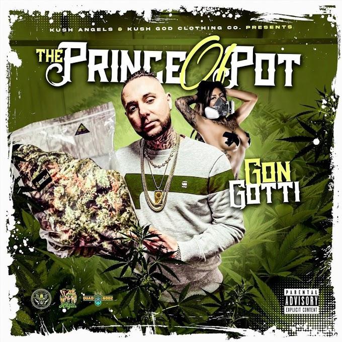 "Toronto Rapper Gon Gotti Talks of New Album ""Prince of Pot"" in 2021"