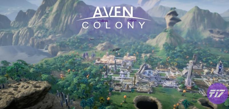 Aven Colony ya disponible en PlayStation 4, Xbox One y PC