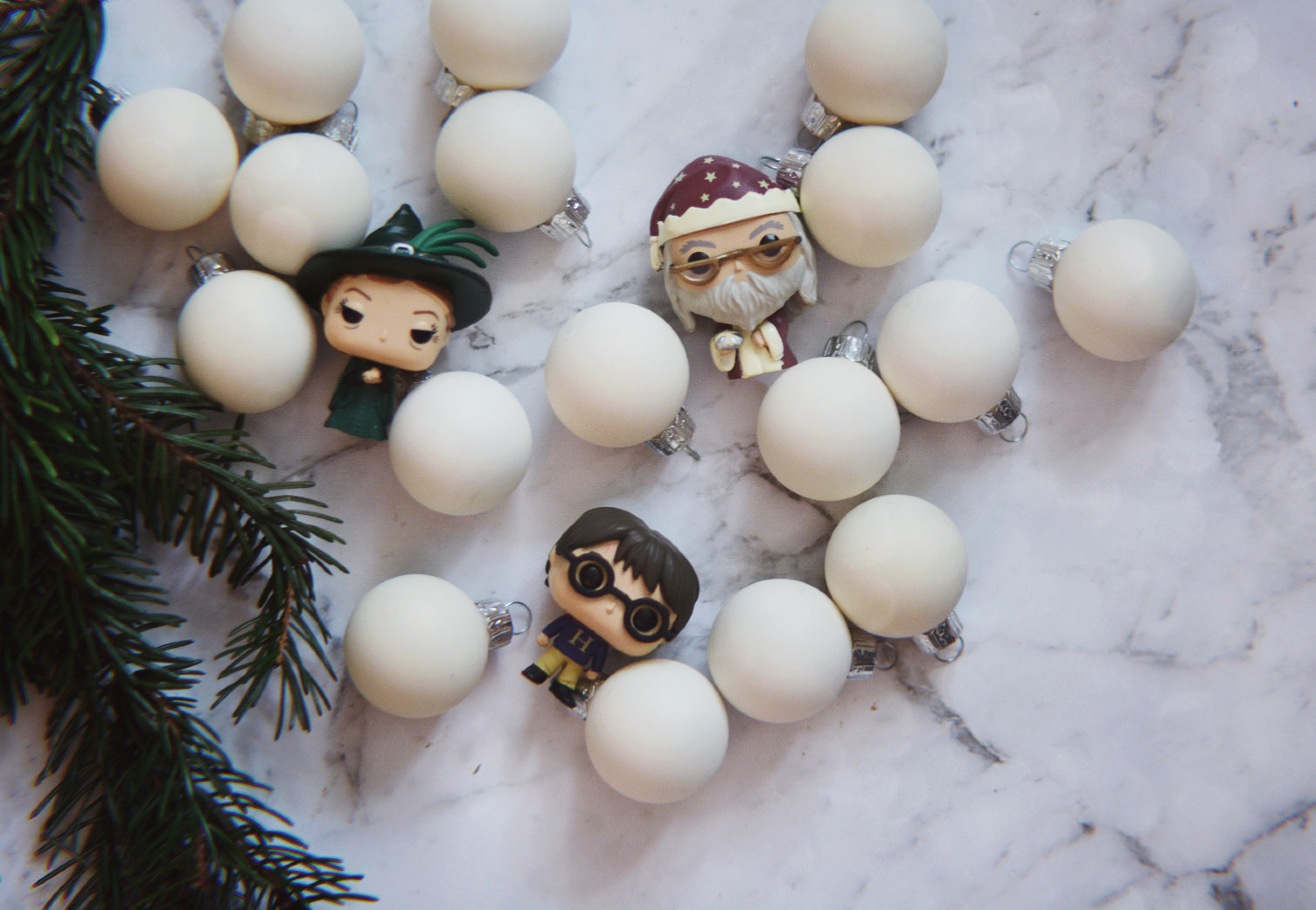 DIY: Święta jak w Hogwardzie - ozdoby świąteczne à la Harry Potter