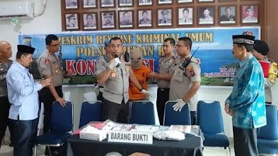 Perobek dan Pembuang Alquran di Medan Ditangkap, Polisi Temukan Fakta Mengejutkan!