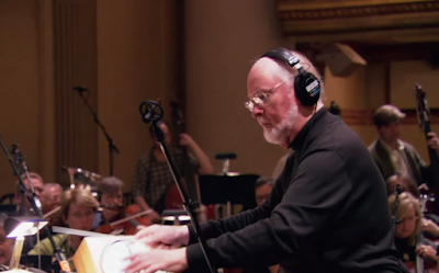 John Williams Records Great Performances