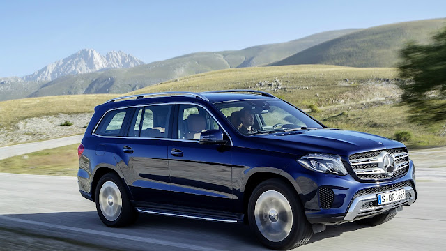 Mercedes-Benz GLS400 Petrol Launched In India; Priced At Rs 82.90 Lakh meletika