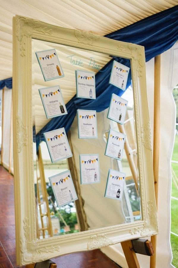 Asignar los asientos en una boda_espejo