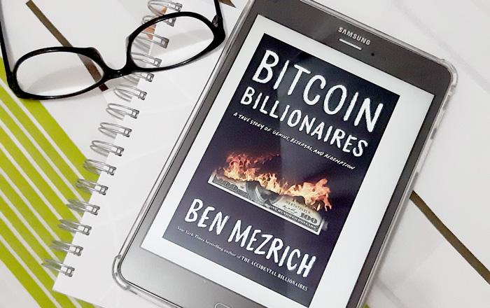 Book Musings: Bitcoin Billionaires