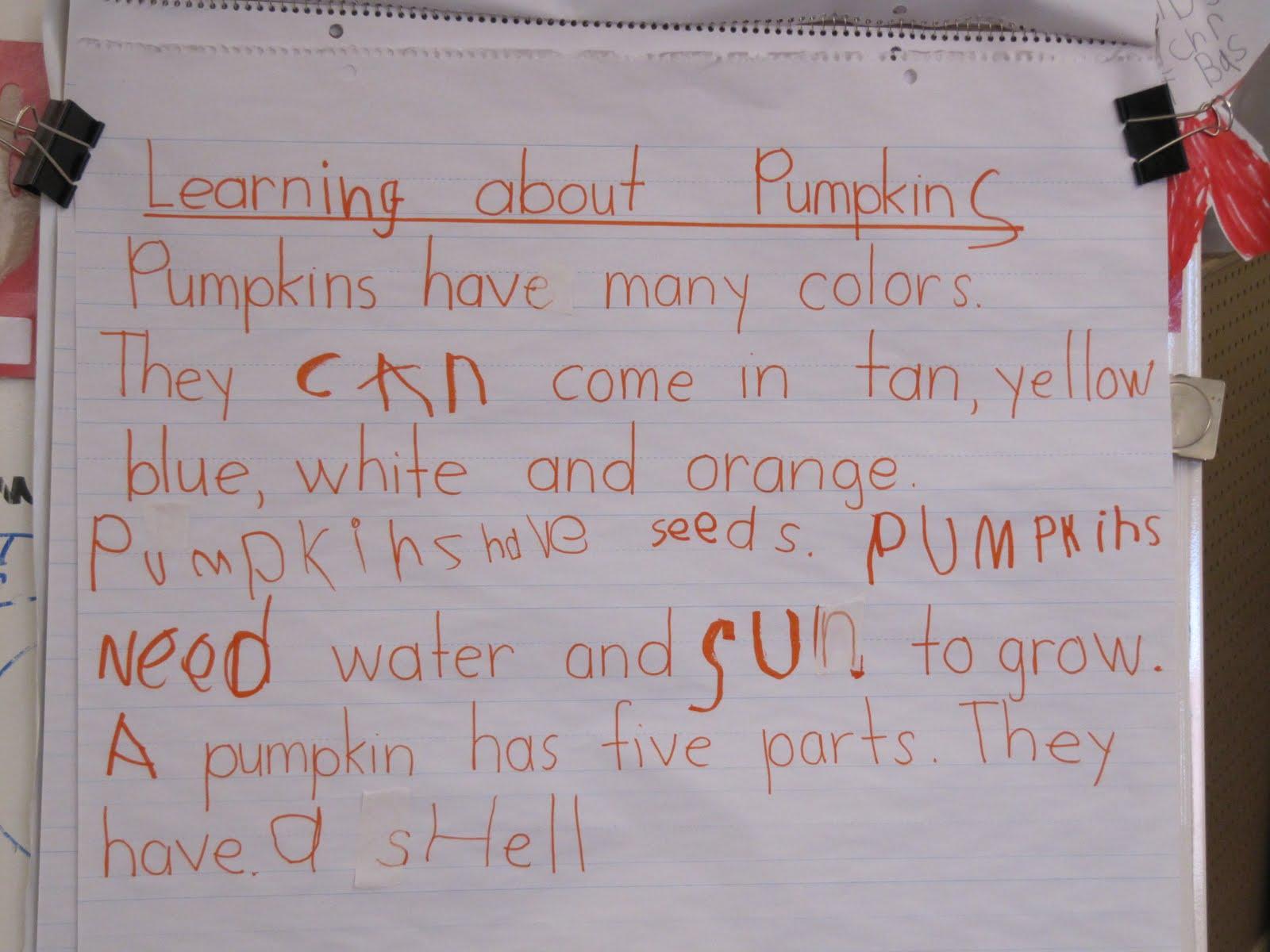 Joyful Learning In Kc Interactive Writing In Kindergarten