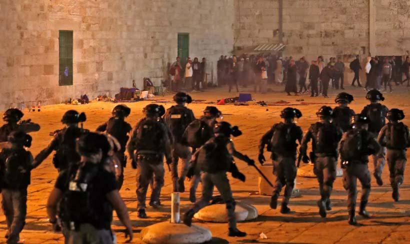 Israel Serang Warga Palestina di Al Aqsa, PKS dan MUI Minta PBB Jatuhkan Sanksi