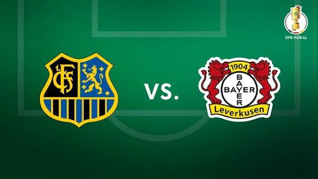 بث مباشر مباراة باير ليفركوزن وساربروكن اليوم 09-06-2020 كأس ألمانيا